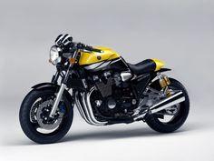 Yamaha XJR1300 cafe concept