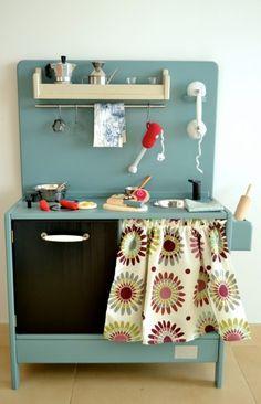 GULLIVER (70 cm width) | Cocinas de juguete Macarena Bilbao