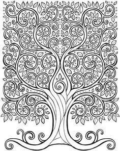 Mandala árbol