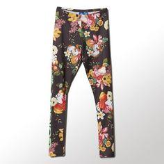 Adidas Originals Jardim Fruta Leggings Pants #adidas