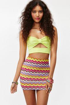 Cruel Summer Skirt