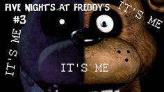 Five Nights At Freddy's #3 - Nacht 2 überlebt! - Let's Play Five Nights At Freddy's