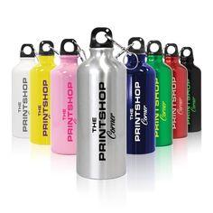 Custom Personalized METAL bouteilles d/'eau-Graffiti bouteilles d/'eau pour enfants années 80 9
