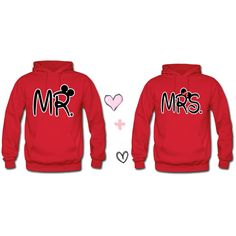 CaliPress Mr and Mrs Disney Matching Couples Hoodies Sweatshirts in... ($45) ❤ liked on Polyvore featuring tops, hoodies, sweatshirts, grey, women's clothing, grey hoodie sweatshirt, gray hooded sweatshirt, sweatshirts hoodies, gray hoodie and sweatshirt hoodie