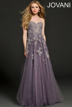 Jovani Evening Dress 98127 - Wedding theme - Pinterest - Lace ...