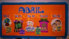 Periodico mural abril