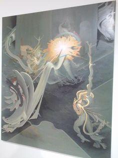 Inka Essenhigh Artist Paintings Jacob Lewis Gallery New York