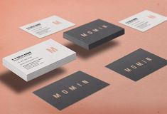 Realistic business card mockup graphicburger business cards in this showcase we are presenting some high quality free psd business card mock ups these mockups use photoshop smart objects so you can easily add your cheaphphosting Choice Image