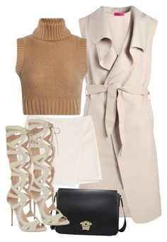 """""""Untitled #85"""" by morellikiara on Polyvore featuring Marc by Marc Jacobs and Carvela"""