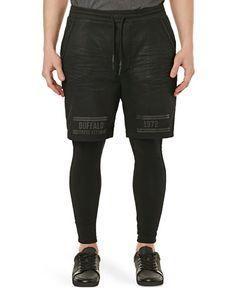 Buffalo David Bitton Dean-X Leggings with Shorts
