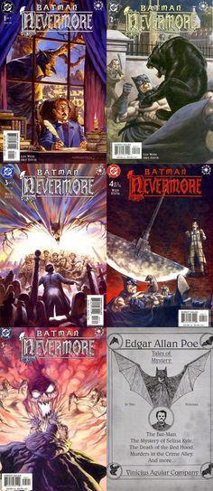 GOTHAM: El Origen de la Sombra de Poe (Ravenman)  http://elaventurerodepapel.blogspot.com.es/2014/10/gotham-el-origen-de-la-sombra-de-poe.html
