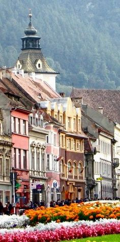 From the beautiful mountains surrounding it, to the quaint beautiful streets of the old town, BRASOV is recognized as one of ROMANIA'S most beautiful cities. It has the vibrance & character, with a blend of natural beauty & unique culture that best captures its essence, & makes it an exciting place to visit!