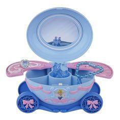 Disney Princess Cinderella Jewelry Box