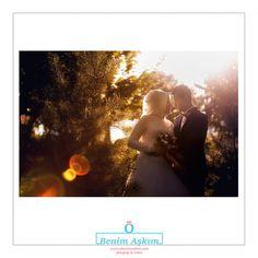 istanbul düğün fotoğrafçısı fotoğrafları gün batımı
