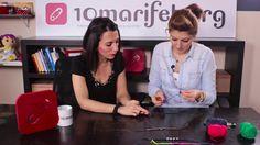 Video: Makrome bileklik nasıl yapılır? - 10marifet.org