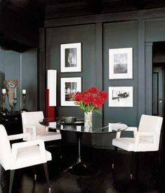 Black Ceiling Designs Creating Modern Home Interiors that Look Unusual and Mysterious