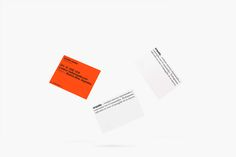 Hi! This are our business cards. More about his project on: http://helloempatia.com/en/works/24-empatia #design #branding #swiss #minimalism #typography #scandinavian #argentina #brand