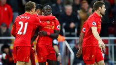 Klopp Still Not Satisfied With Liverpool Wants Further Improvments From His Team     Jurgen Klopp says he wants further improvements from Liverpool despite their deserved 6-1 win over Watford sending them top of the Premier League. Liverpool were 3-0 up by half-time thanks toSadio Mane's header and strikes from Philippe Coutinho and Emre Can.Roberto Firmino got on the scoresheet 12 minutes into the second half before Mane nettedhis secondon the hour mark and afterDaryl Janmaat had denied the…