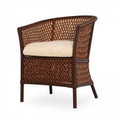 Grand Traverse Barrel Dining Chair