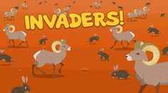 <p>Players identify and remove invasive species from ecosystems around the world, in this interactive game from PLUM LANDING. But they must act quickly, before the invasive species use up all the resources!</p>