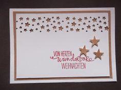 Sconebeker Stempelscheune - Stampin up Sets : Willkommen Weihnacht