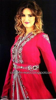 Caftan Haute couture : Boutique Caftan Marocain - Vente Caftan Takchita en…