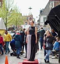 Haute couture jurken in Sneek. www.nocopy.nl