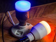 Machen Sie Ihre Smart-Lichter blinken, wenn Ihr Paket ist auf dem Weg