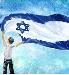 I stand with Israel {Even if they don't want me, still I will love the children of the promise.}