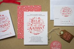 How To DIY Wedding Invitations
