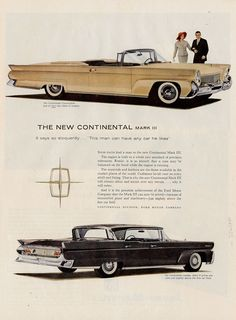 1958 Lincoln Mark lll