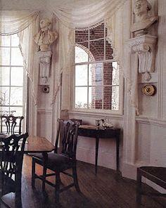Thomas Jefferson's tearoom