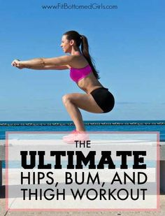 This killer 15-minute lower-body routine is the ultimate in working your fit bottom!