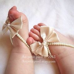 baby barefoot sandals-child barefoot by Aupetitpied on Etsy
