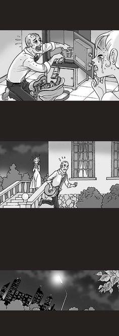 Silent Horror :: Ransom | Tapastic Comics - image 2