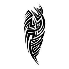 Sword Tattoo, K Tattoo, Lion Tattoo, Leg Tattoos, Arm Band Tattoo, Tattoo Drawings, Tattoos For Guys, Tribal Feather Tattoos, Feather Tattoo Design