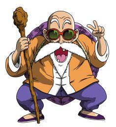 Resultado de imagen para maestro roshi kamehameha