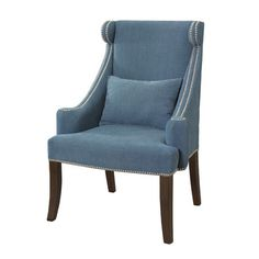 Powell Furniture Contemporary Wingback Chair