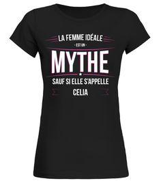# Celia ideale Celia .  T-Shirt collector
