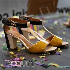Bom Dia Koquinas! Você merece conforto e moda nos pés, concorda? Compre Online: www.koquini.com.br #koquini #sapatilhas #euquero #saltobloco