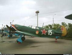 Lavochkin La-5 aircraft picture
