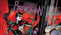 Batwoman Too Bad Dc Botched Things Up With J H Williams Iii And W Haden