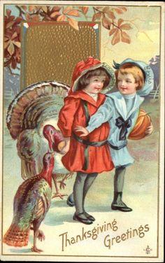 Thanksgiving Greetings...                                                                                                                                                                                 More