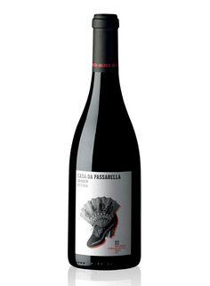 Vinho Tinto Dão DOC Abanico da Casa da Passarella