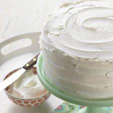Easy Vanilla Buttercream Frosting: King Arthur Flour