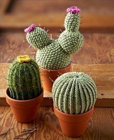 Vind hier het GRATIS HAAKPATROON van deze superleuke cactusjes! Het ontwerp is van Lucille Randall. Het is wel in het engels, maar heel duidelijk stap-voor-stap uitgelegd met veel foto's! Je kan kiez