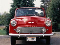 Hillman Minx cabrio