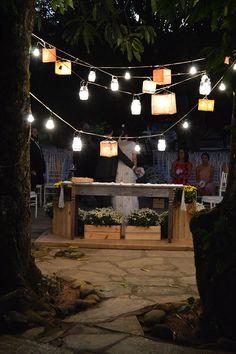 Casamento em Pirenópolis Maio/2015 - Altar