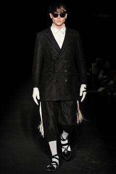 Alexandre Herchcovitch Men | Winter '12 | SPFW
