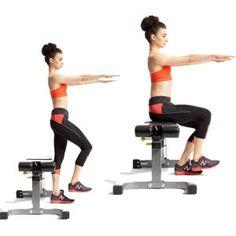Single-Leg Balance Squat